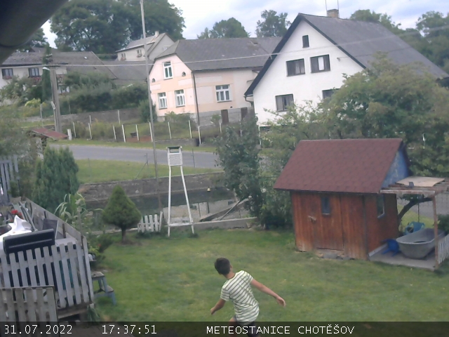 Webcam Chotěšov